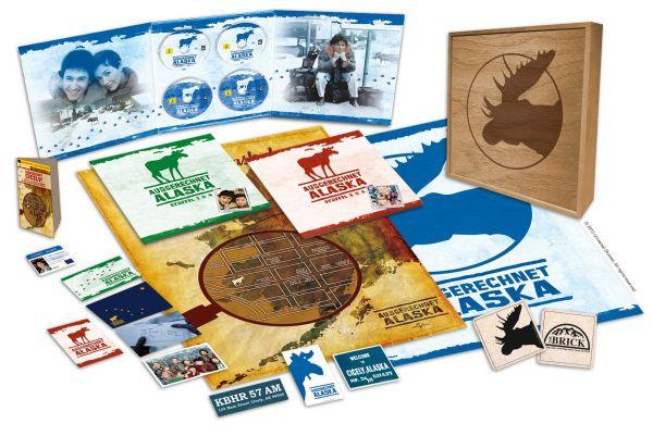 Ausgerechnet Alaska - Die komplette Serie (limitierte Holzbox)
