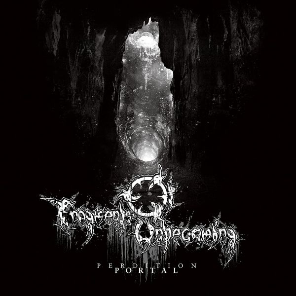 Fragments Of Unbecoming - Perdition Portal (LP grün)