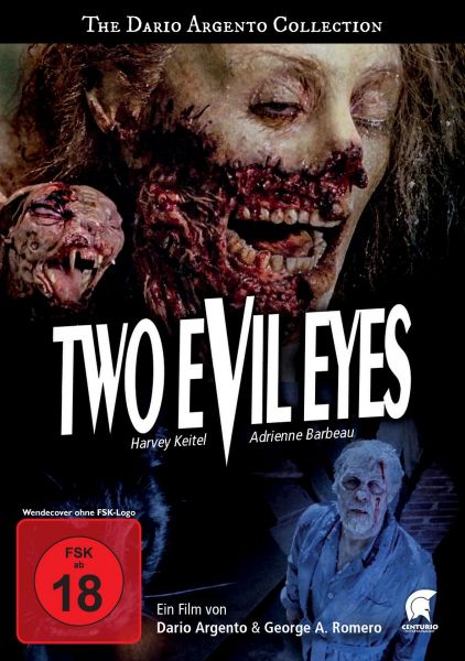 Two Evil Eyes - Dario Argento Collection #03