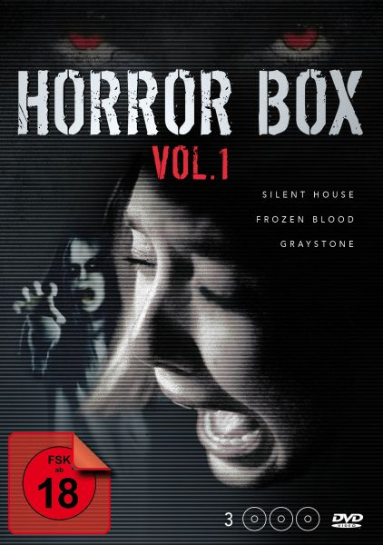 Horror Box Vol. 1 (Silent House, Graystone, Frozen Blood)
