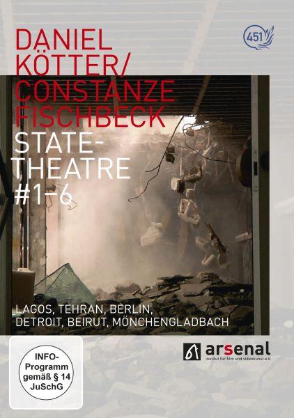 state-theatre #1-6