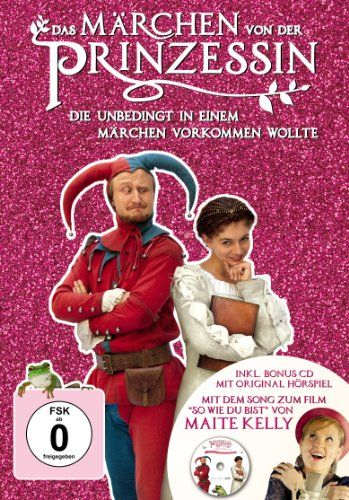 Das Märchen von der Prinzessin, die unbedingt in einem Märchen vorkommen wollte - Special Edition (D