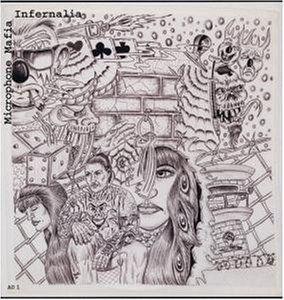 Microphone Mafia - Infernalia (LP)
