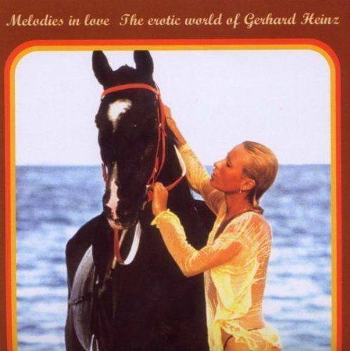 Heinz, Gerhard - Melodies In Love - The Erotic World Of Gerhard Heinz (LP)