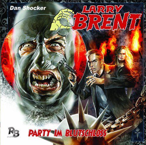Larry Brent - Party im Blutschloss (04) (Original Dan Shocker Hörspiele)