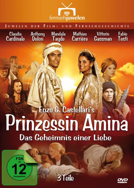 Prinzessin Amina: Das Geheimnis einer Liebe - Teil 1-3