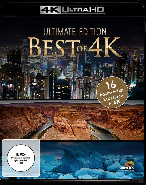 Best of 4K - Ultimate Edition (4K UHD)