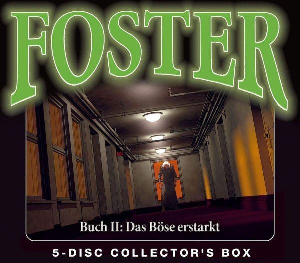 Döring, Oliver - Foster Box 2-Buch 2: Das Böse erstarkt (Folge 5-9)