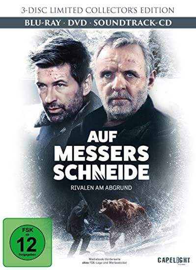 Auf Messers Schneide - Rivalen Am Abgrund (Limited Collector's Edition Inkl. Soundtrack Mediabook)