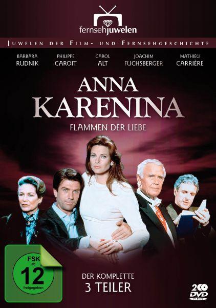 Anna Karenina - Flammen der Liebe (Alle 3 Teile)