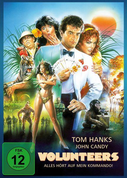 Volunteers - Alles hört auf mein Kommando - Limited Edition Mediabook (Blu-ray + DVD)