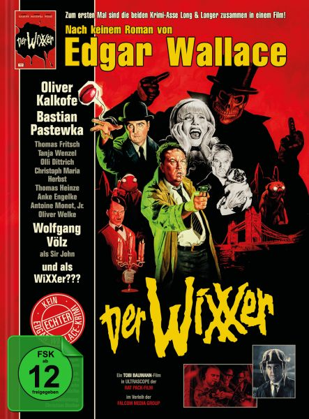 Der WiXXer - Mediabook
