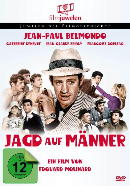 Jagd auf Männer - mit Jean-Paul Belmondo