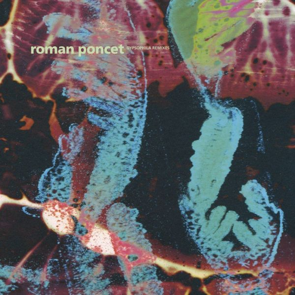 Poncet, Roman - Gypsophila Remixes (Antigone, Efdemin, Margaret Dygas, Echoplex)