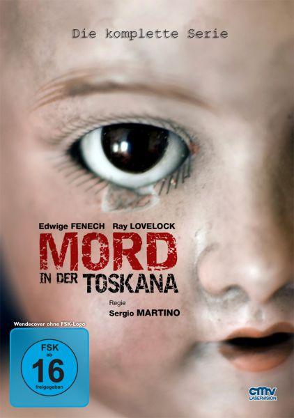 Mord in der Toskana - Die komplette Serie
