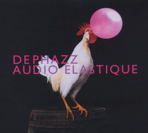 De-Phazz - Audio Elastique