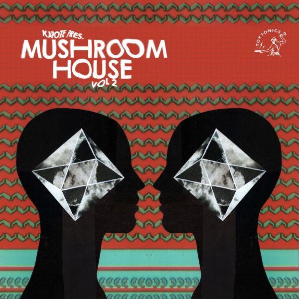 Various - Kapote pres. Mushroom House Vol. 2 (2LP)