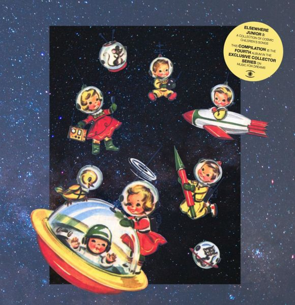 Various - Elsewhere Junior I - A Collection of Cosmic Children's Songs (2LP)