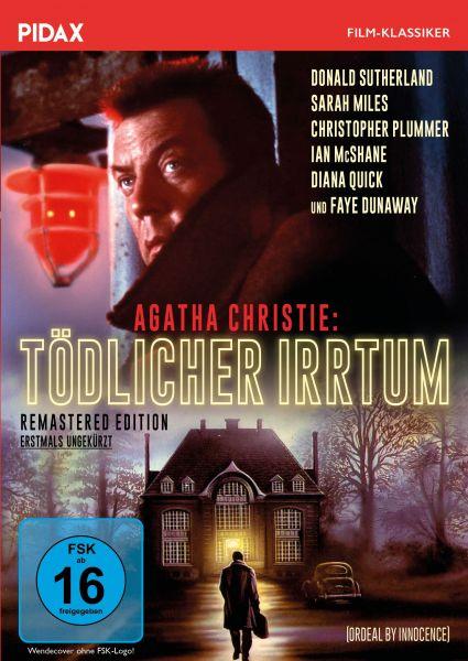 Agatha Christie: Tödlicher Irrtum - Remastered Edition (Ordeal by Innocence)