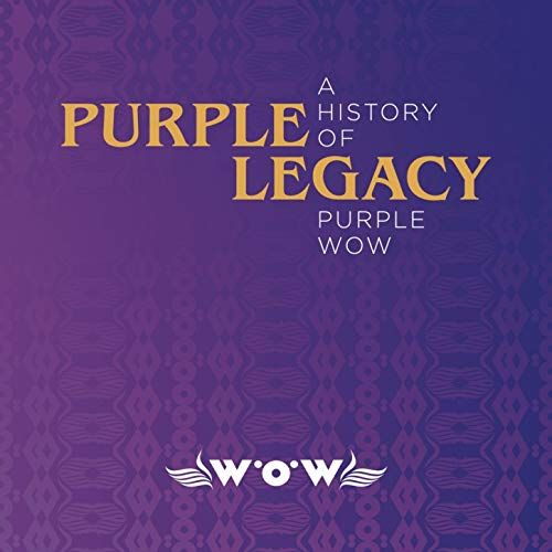 Various - Purple Legacy - A History Of Purple WOW