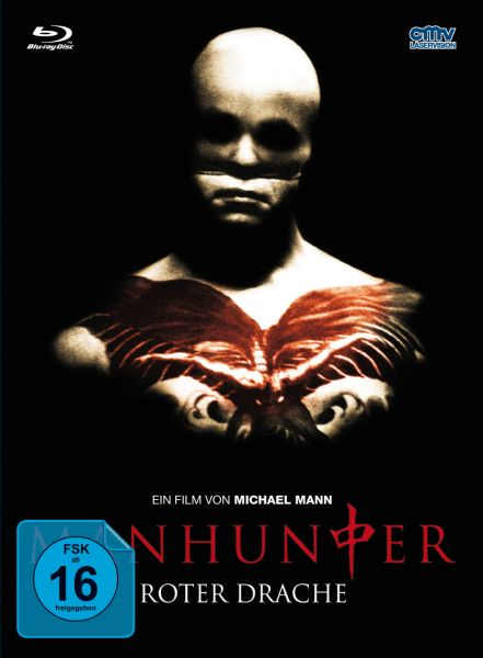Manhunter - Cover B (Limitiertes Mediabook) (Blu-ray + DVD)