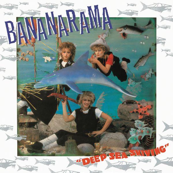 Bananarama - Deep Sea Skiving (Blue LP+CD)