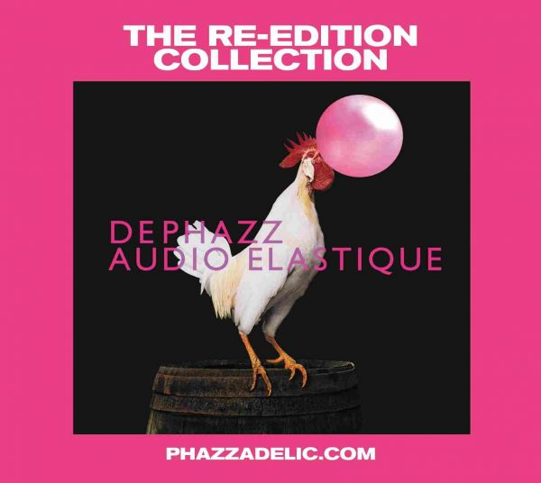 De-Phazz - Audio Elastique (Limited Edition)
