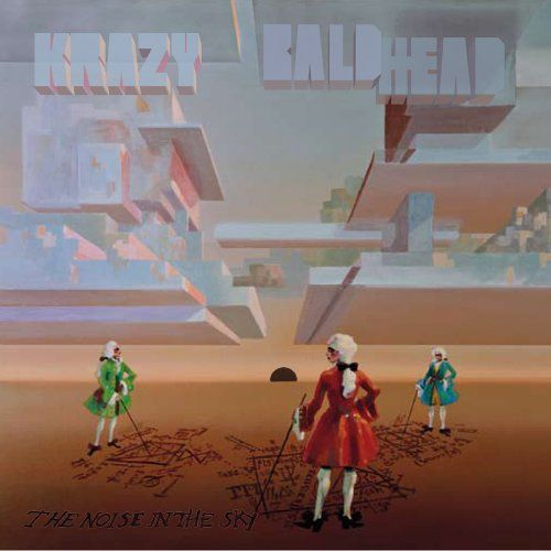Krazy Baldhead - The Noise And The Sky (LP+CD)