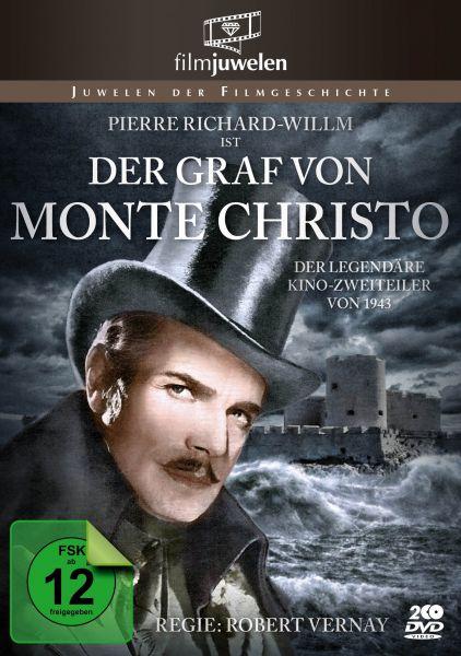 Der Graf von Monte Christo (1943) - Der komplette Kino-Zweiteiler