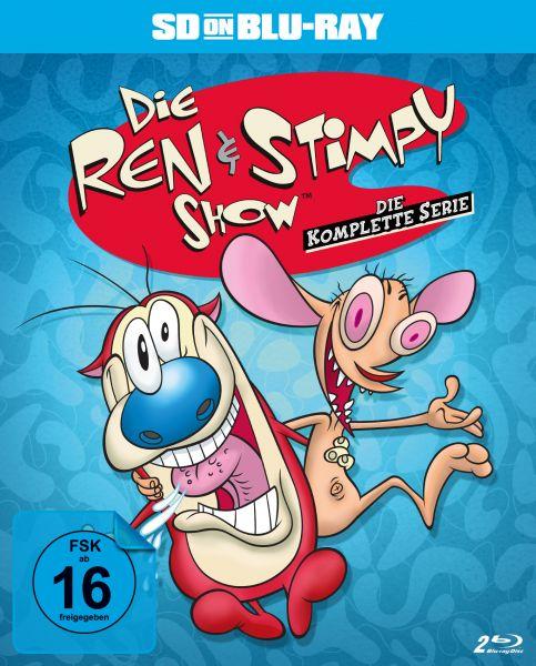 Die Ren & Stimpy Show - Die komplette Serie (SD on Blu-ray)