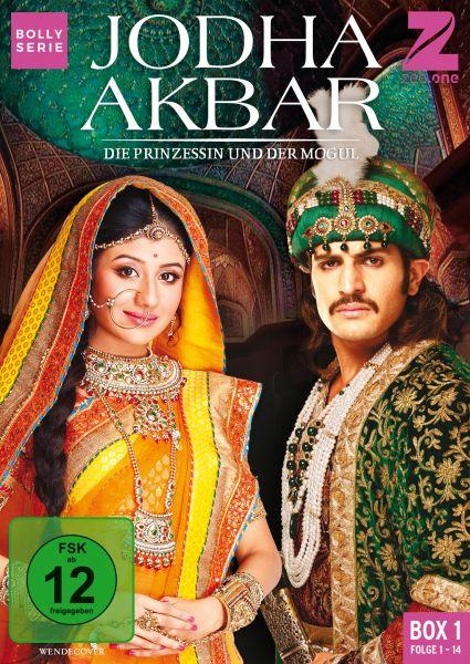 Jodha Akbar - Die Prinzessin und der Mogul (Box 1) (Folge 1-14)