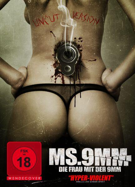 MS.9MM - Die Frau mit der 9MM (Uncut)