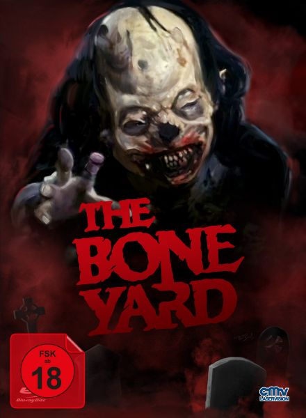 The Boneyard (uncut) (Mediabook) (limitiert)
