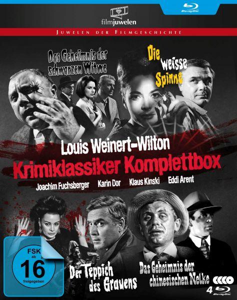 Louis Weinert-Wilton Krimi-Klassiker - Filmjuwelen Komplettbox