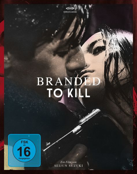 Branded to kill (Special-Edition)