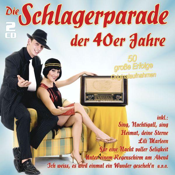 Various - Die Schlagerparade der 40er Jahre