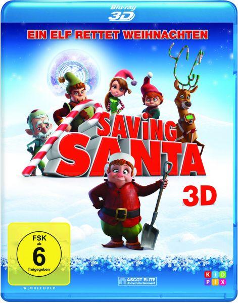 Saving Santa - Ein Elf rettet Weihnachten 3D