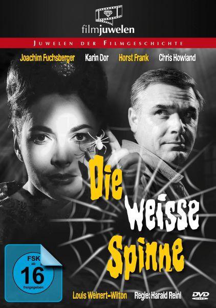 Die weiße Spinne (Louis Weinert-Wilton)