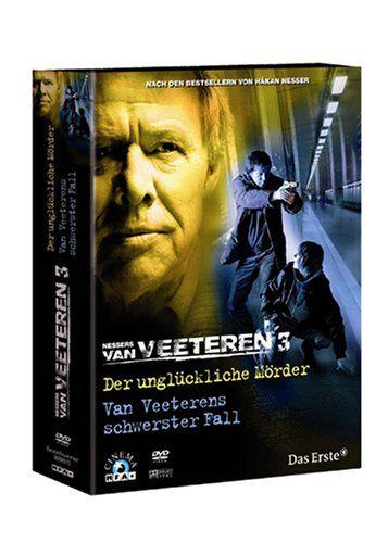 Van Veeteren Vol. 3 - Der unglückliche Mörder / Van Veeterens schwerster Fall