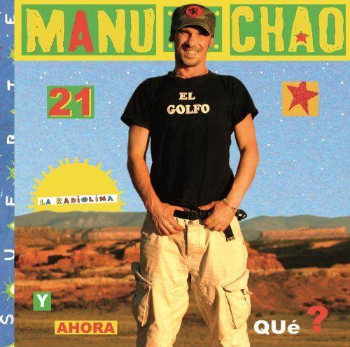 Manu Chao - La Radiolina (2xLP + CD)