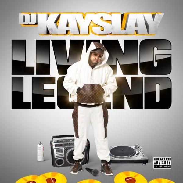 DJ Kay Slay - Living Legend