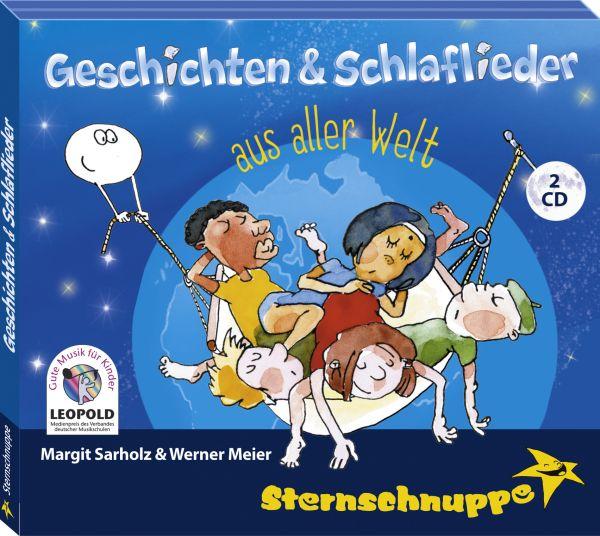 Sternschnuppe - Geschichten & Schlaflieder aus aller Welt