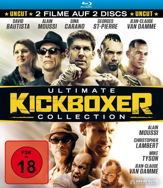 Kickboxer - Ultimate Collection Box (Uncut)