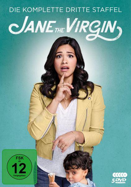 Jane the Virgin - Die komplette dritte Staffel