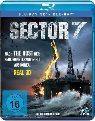Sector 7 (3D Blu-ray)