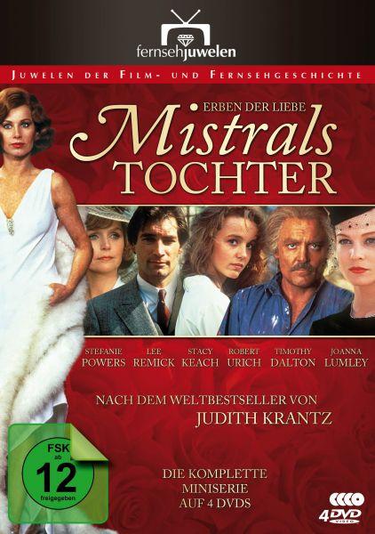Erben der Liebe: Mistrals Tochter - Die komplette Miniserie nach Judith Krantz