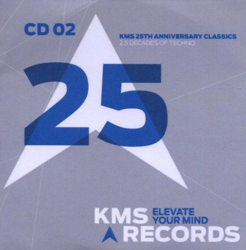 Various presented by Kevin Saunderson - KMS 25th Anniversary Classics (4CD)