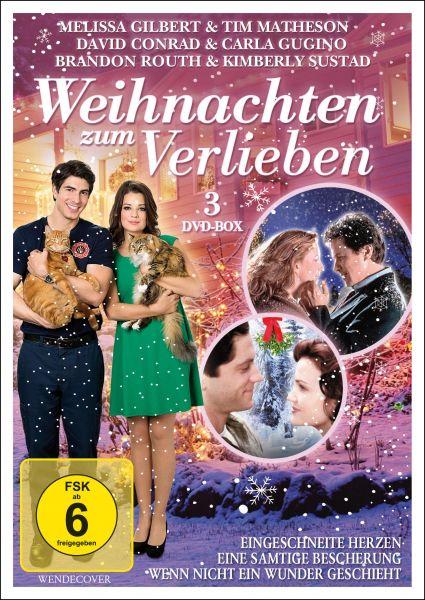 Weihnachten zum Verlieben (3 DVD Box)