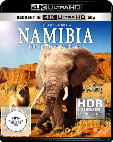 Namibia - The Spirit of Wilderness (4K UHD)