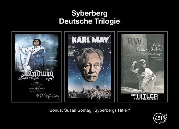 Syberberg - Deutsche Trilogie Box